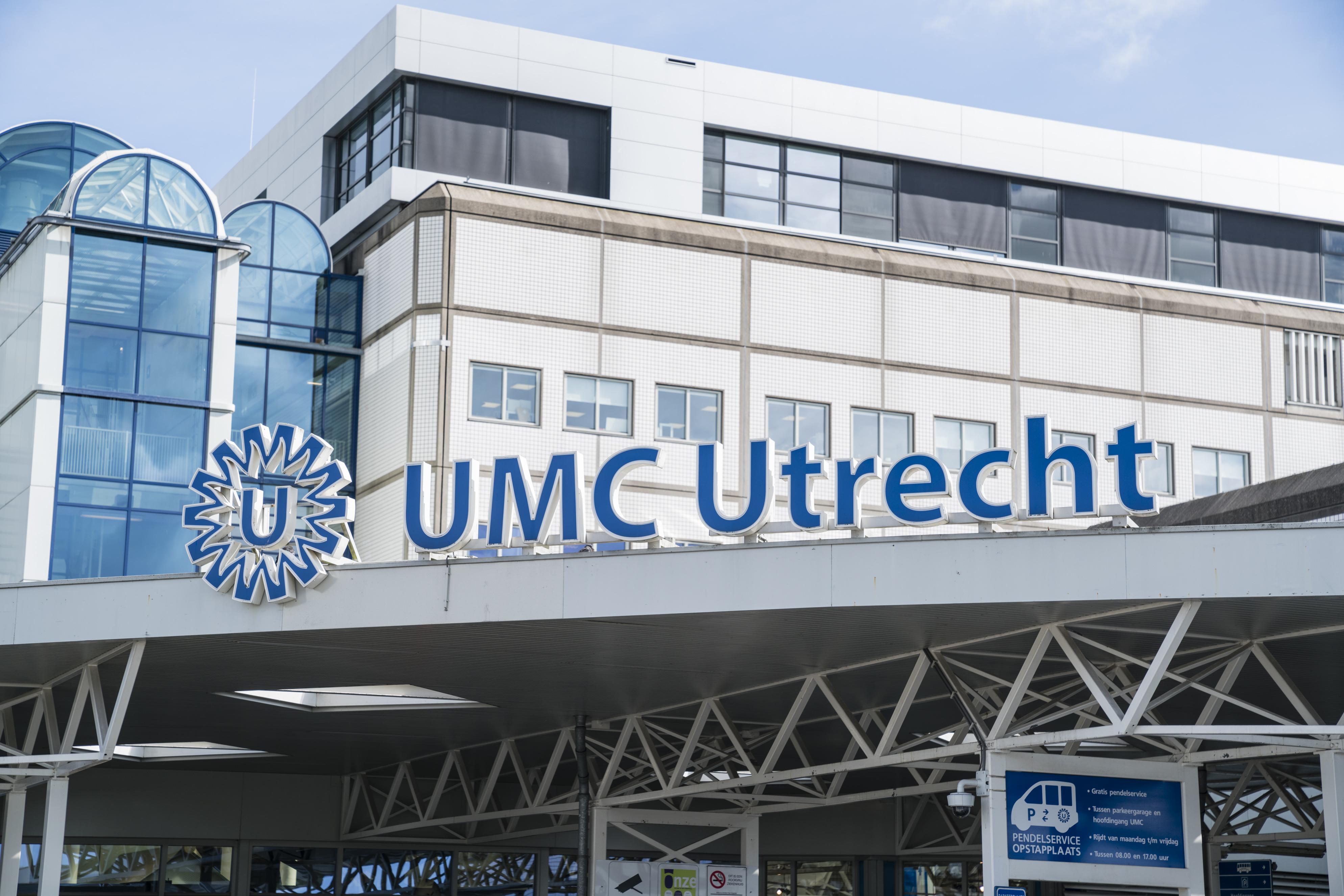UMC Utrecht ingang